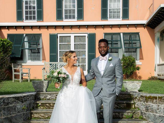 Carlos and Renee's Wedding in Hamilton, Bermuda 15