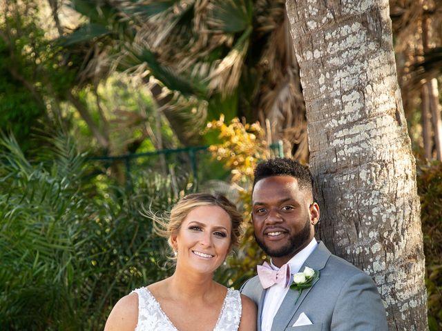 Carlos and Renee's Wedding in Hamilton, Bermuda 16