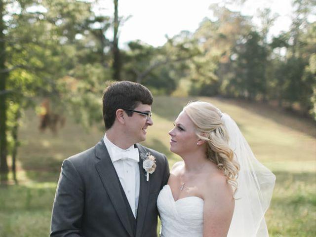 The wedding of Josh and Sara