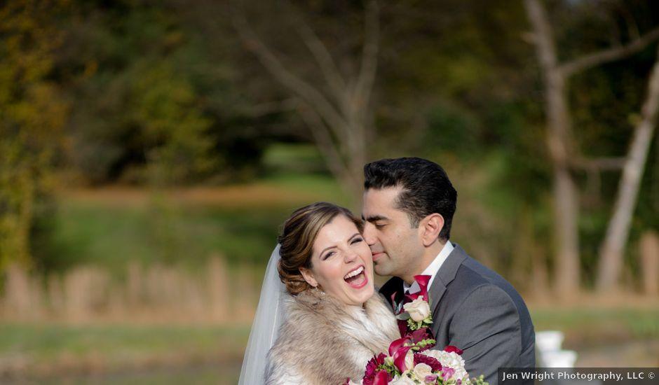 Rawad and Caitlin's Wedding in Joppa, Maryland