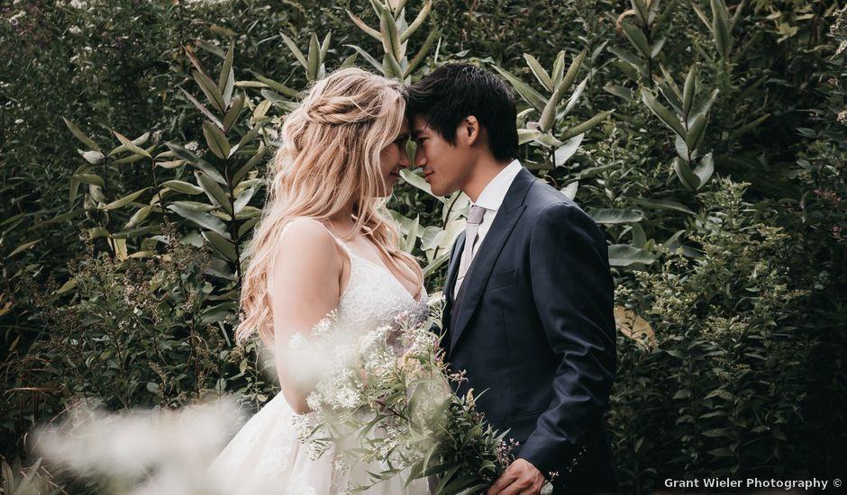 Kai and Kristen's Wedding in Stowe, Vermont