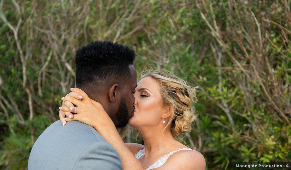 Carlos and Renee's Wedding in Hamilton, Bermuda