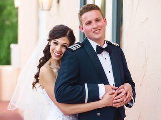 The wedding of Kory and Elise 1
