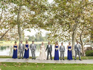 Julia and Paul's wedding in California 11