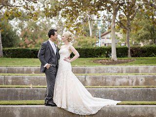 Julia and Paul's wedding in California 17