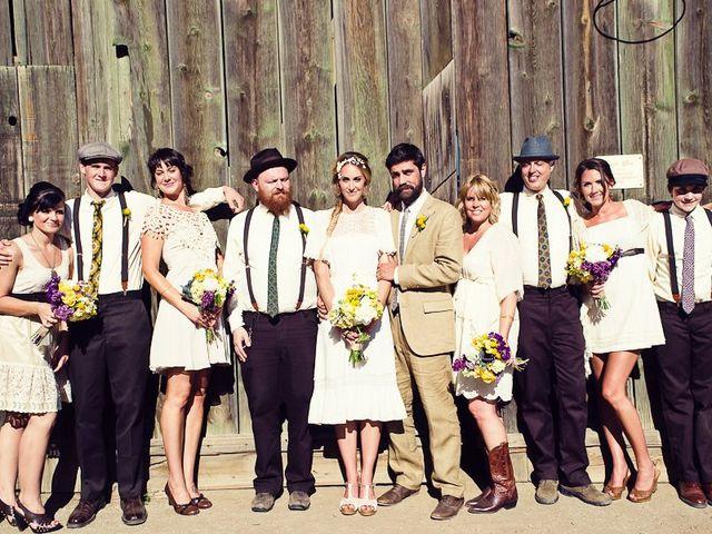 Erin and Rob's Wedding in Menifee, California 9