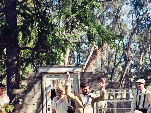 Erin and Rob's Wedding in Menifee, California 20