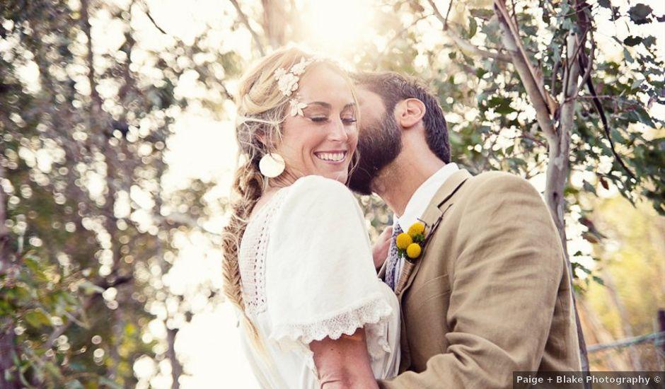 Erin and Rob's Wedding in Menifee, California