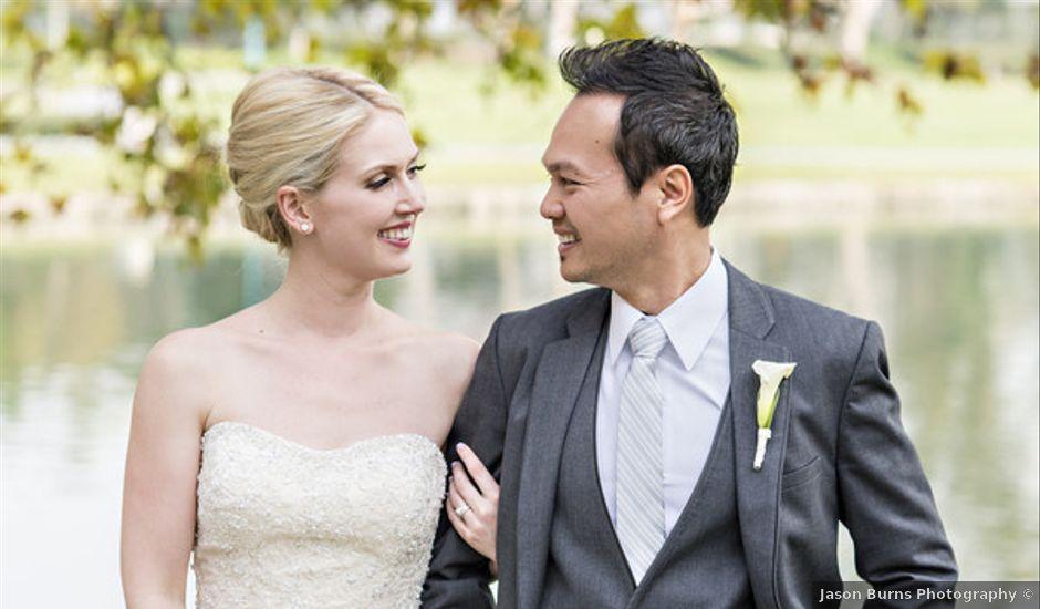 Julia and Paul's wedding in California
