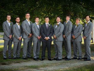 The wedding of Lindsey and Brad 1