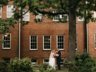 The wedding of Caroline and Jason 2