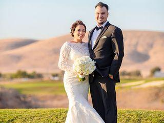 The wedding of Francisco and Mari 1