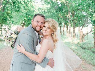 The wedding of John and KeLee 1