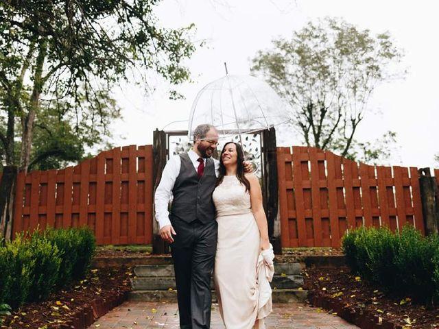 Joshua and Stephanie's Wedding in Jonesboro, Georgia 10