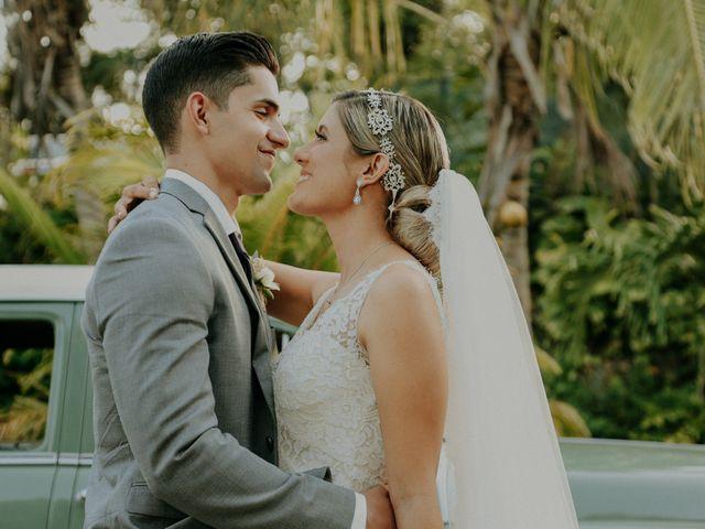 Kenny and Anushka's Wedding in Trujillo Alto, Puerto Rico 42