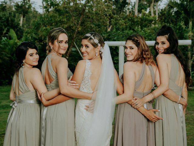 Kenny and Anushka's Wedding in Trujillo Alto, Puerto Rico 56