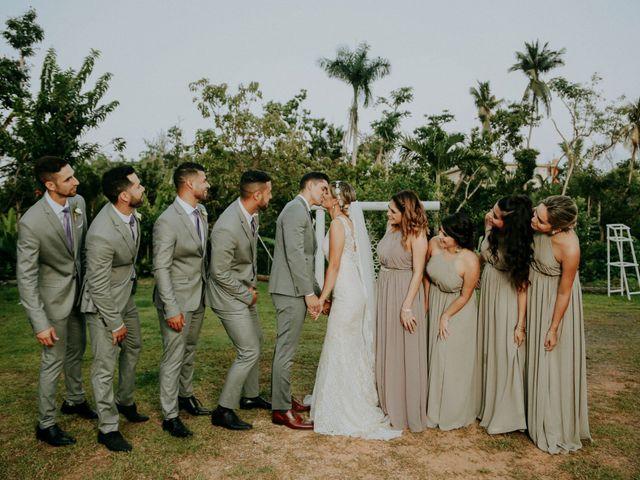 Kenny and Anushka's Wedding in Trujillo Alto, Puerto Rico 60
