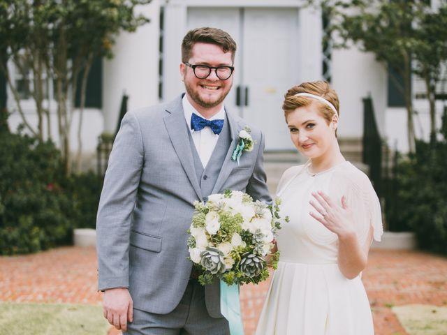 The wedding of Elizabeth and Erik