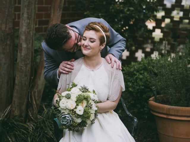 Erik and Elizabeth's Wedding in Tuscaloosa, Alabama 1