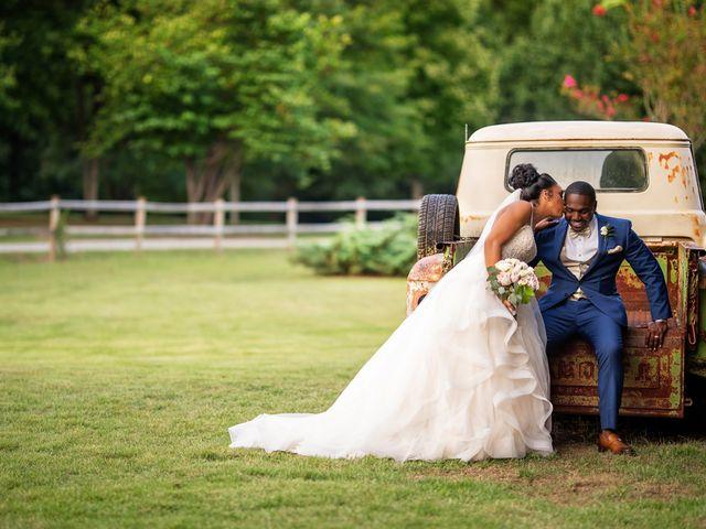 Darian and Ashley's Wedding in Birmingham, Alabama 1