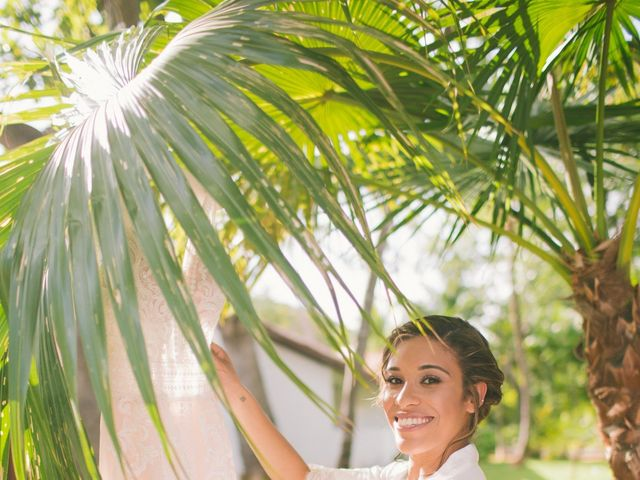 Anush and Carolyn's Wedding in La Romana, Dominican Republic 12