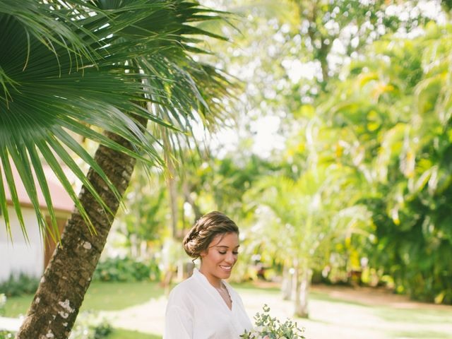Anush and Carolyn's Wedding in La Romana, Dominican Republic 16