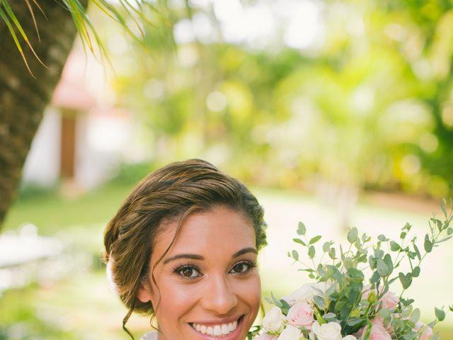 Anush and Carolyn's Wedding in La Romana, Dominican Republic 17