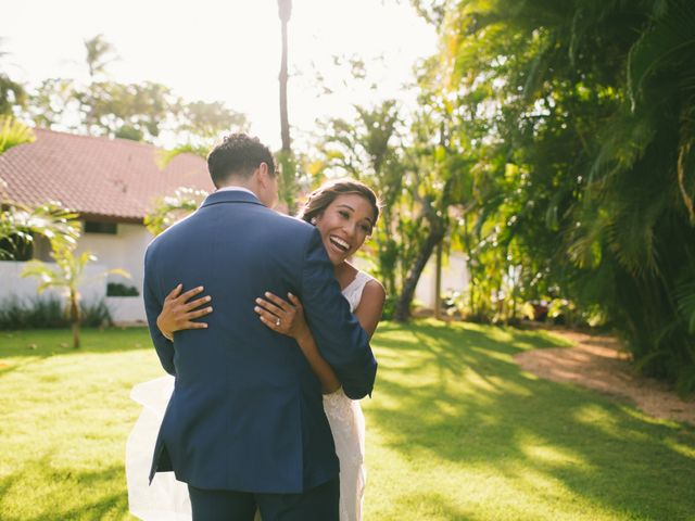 Anush and Carolyn's Wedding in La Romana, Dominican Republic 28