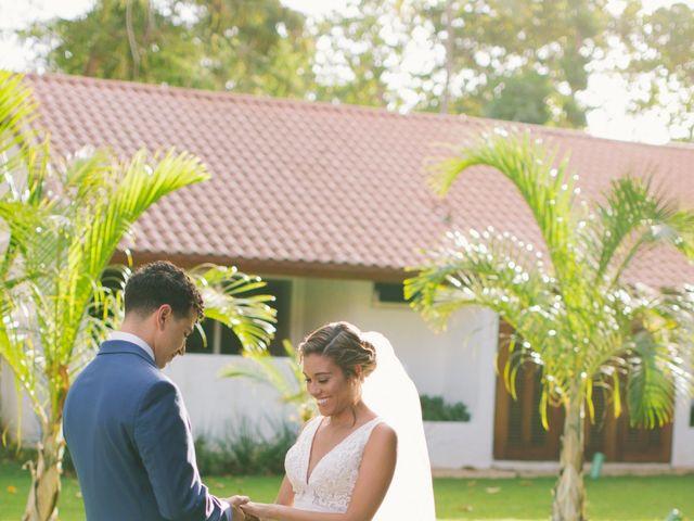 Anush and Carolyn's Wedding in La Romana, Dominican Republic 29