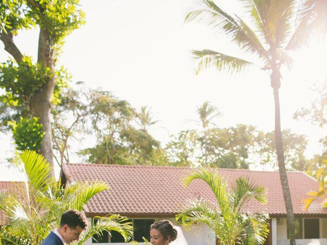 Anush and Carolyn's Wedding in La Romana, Dominican Republic 34