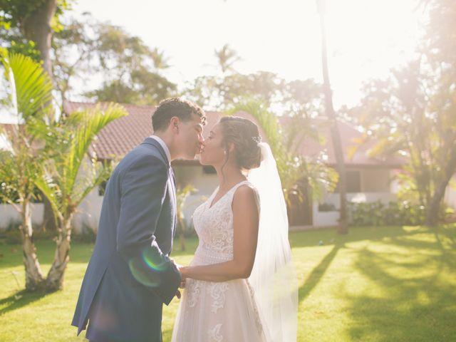 Anush and Carolyn's Wedding in La Romana, Dominican Republic 36