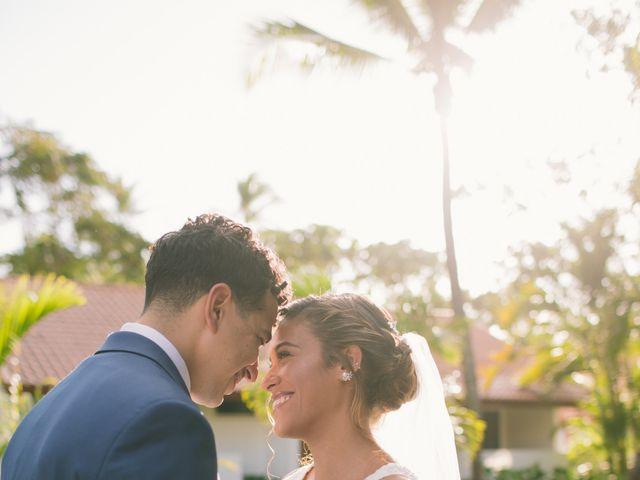 Anush and Carolyn's Wedding in La Romana, Dominican Republic 38