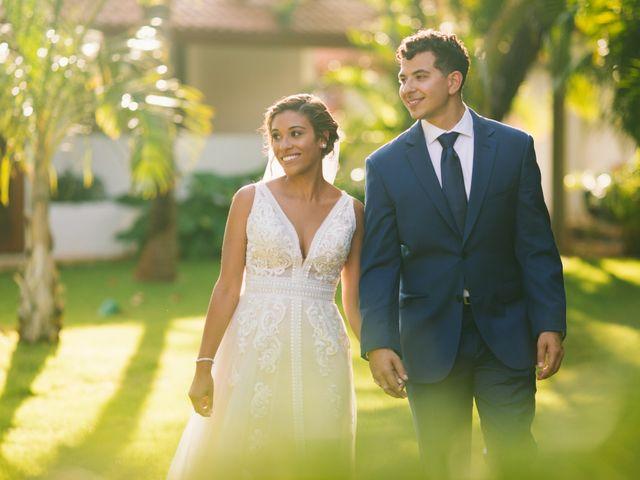 Anush and Carolyn's Wedding in La Romana, Dominican Republic 45