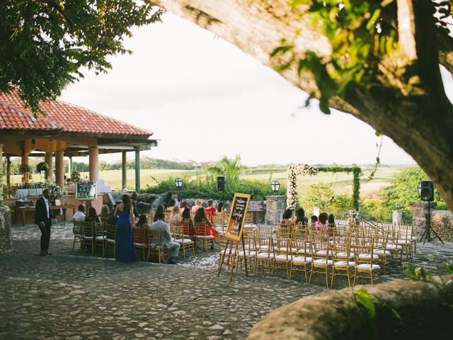Anush and Carolyn's Wedding in La Romana, Dominican Republic 57