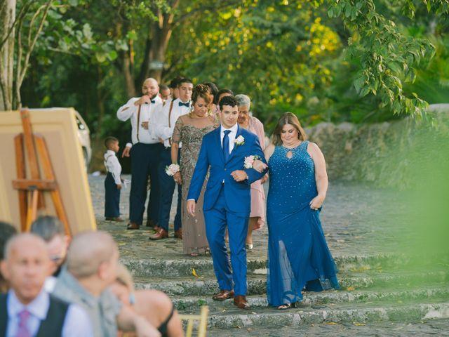 Anush and Carolyn's Wedding in La Romana, Dominican Republic 64