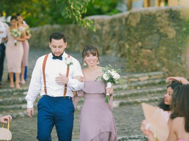 Anush and Carolyn's Wedding in La Romana, Dominican Republic 68