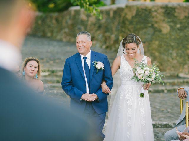 Anush and Carolyn's Wedding in La Romana, Dominican Republic 74