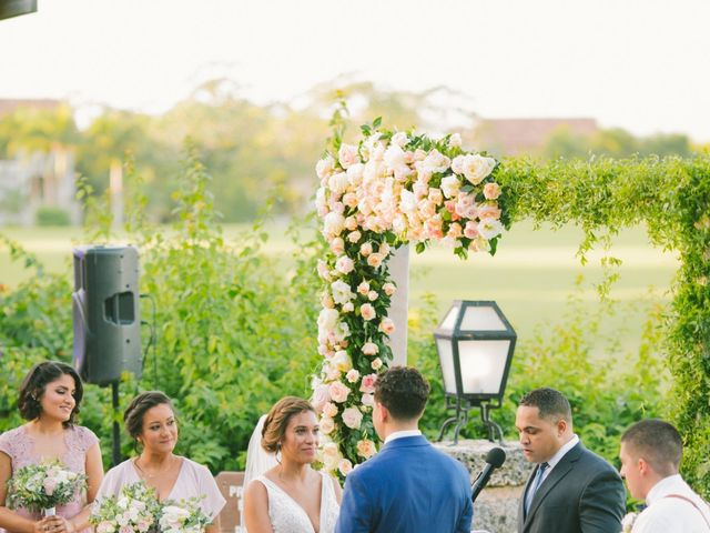 Anush and Carolyn's Wedding in La Romana, Dominican Republic 81