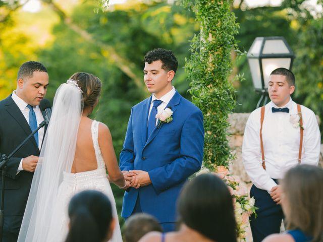 Anush and Carolyn's Wedding in La Romana, Dominican Republic 84
