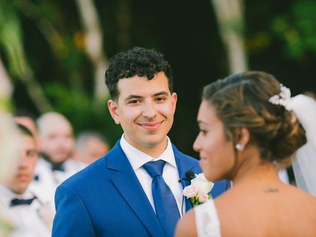 Anush and Carolyn's Wedding in La Romana, Dominican Republic 85