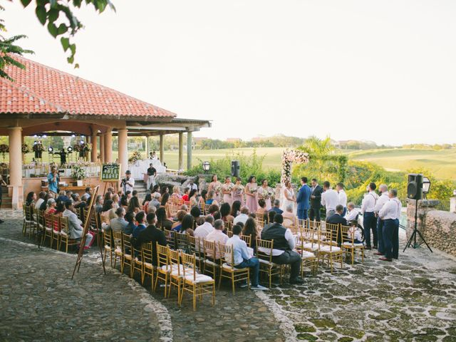 Anush and Carolyn's Wedding in La Romana, Dominican Republic 86