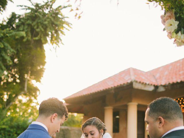 Anush and Carolyn's Wedding in La Romana, Dominican Republic 89