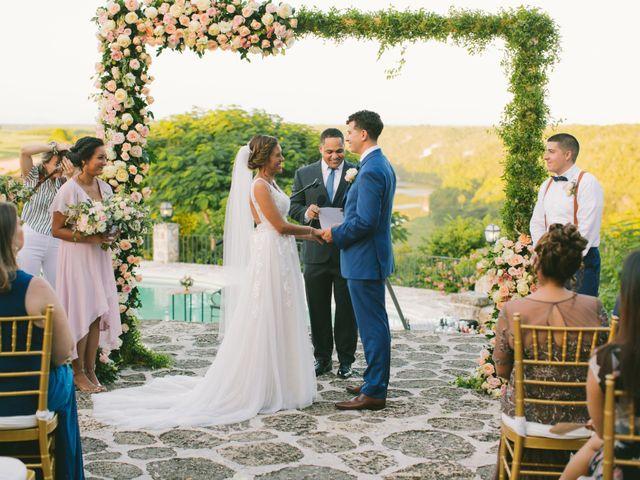 Anush and Carolyn's Wedding in La Romana, Dominican Republic 93