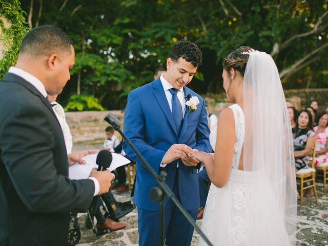 Anush and Carolyn's Wedding in La Romana, Dominican Republic 95