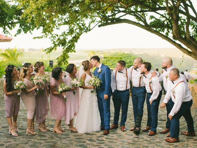 Anush and Carolyn's Wedding in La Romana, Dominican Republic 108