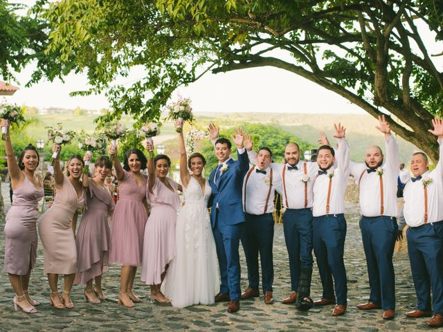 Anush and Carolyn's Wedding in La Romana, Dominican Republic 109