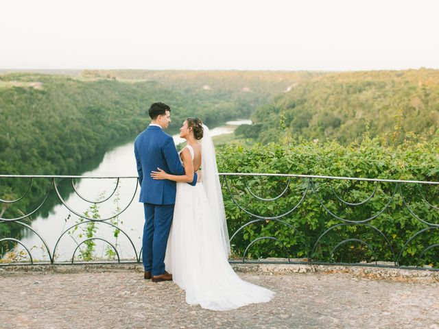 Anush and Carolyn's Wedding in La Romana, Dominican Republic 121