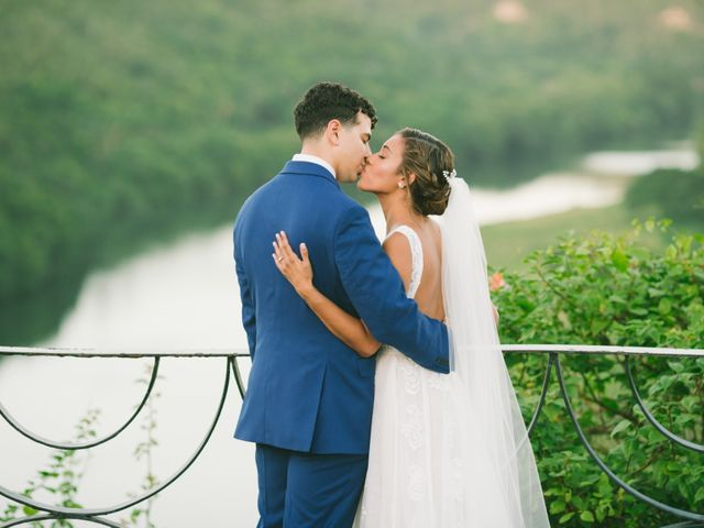Anush and Carolyn's Wedding in La Romana, Dominican Republic 123