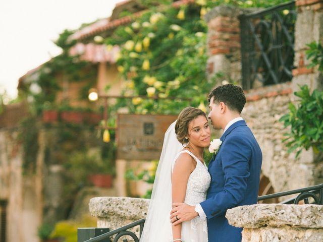 Anush and Carolyn's Wedding in La Romana, Dominican Republic 128