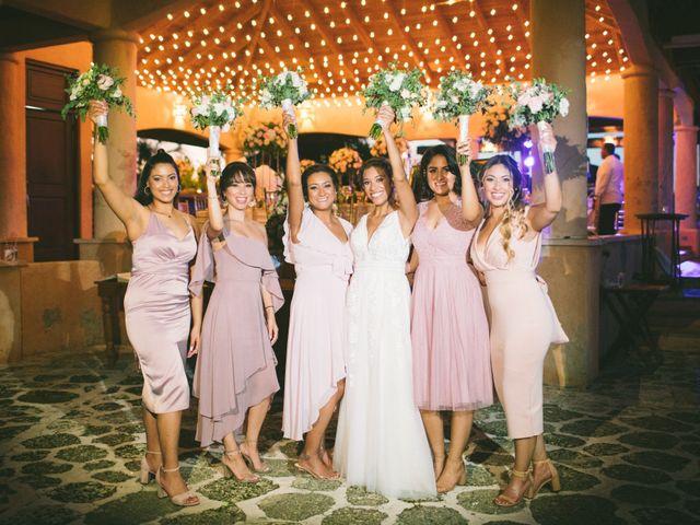 Anush and Carolyn's Wedding in La Romana, Dominican Republic 143